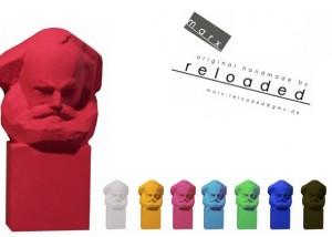 Marx-Reloaded: eignet sich auch prima als Briefbeschwerer