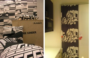 Links: s.wert design 2007, rechts Ikea 2011