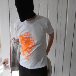 Shirt Farbbeutel